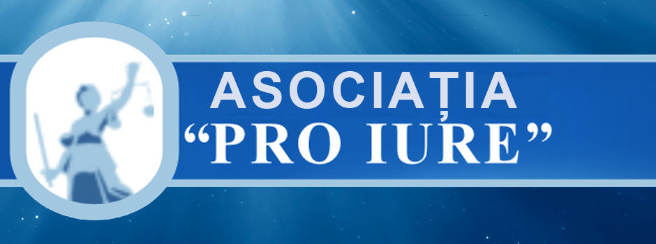 """Asociația """"PRO IURE"""""""